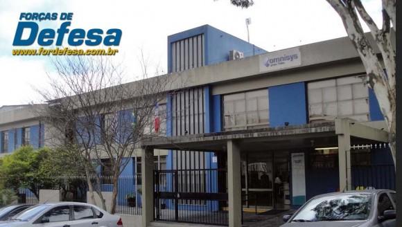 Omnisys - instalações em São Bernardo do Campo - foto Nunão - Forças de Defesa