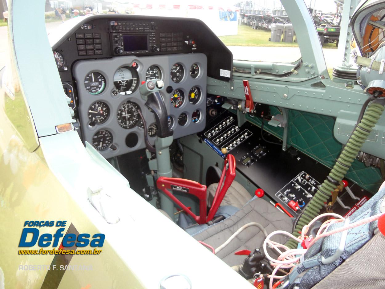 L-39 Oshkosh 2013 - foto RF Santana 2
