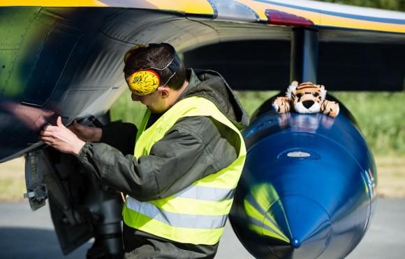 Tiger Meet 2013 - Rafale - foto via Força Aérea Francesa