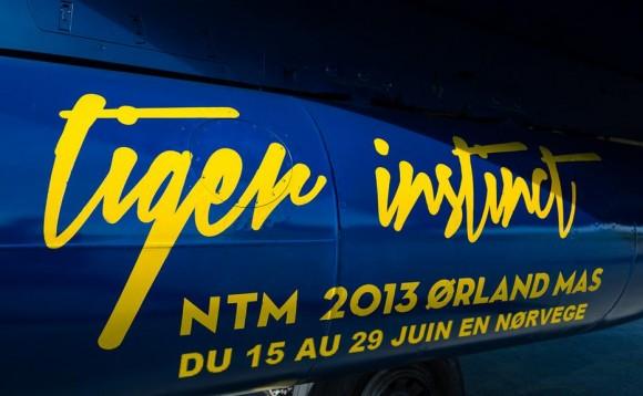 Tiger Meet 2013 - tanque externo Rafale - foto via Força Aérea Francesa
