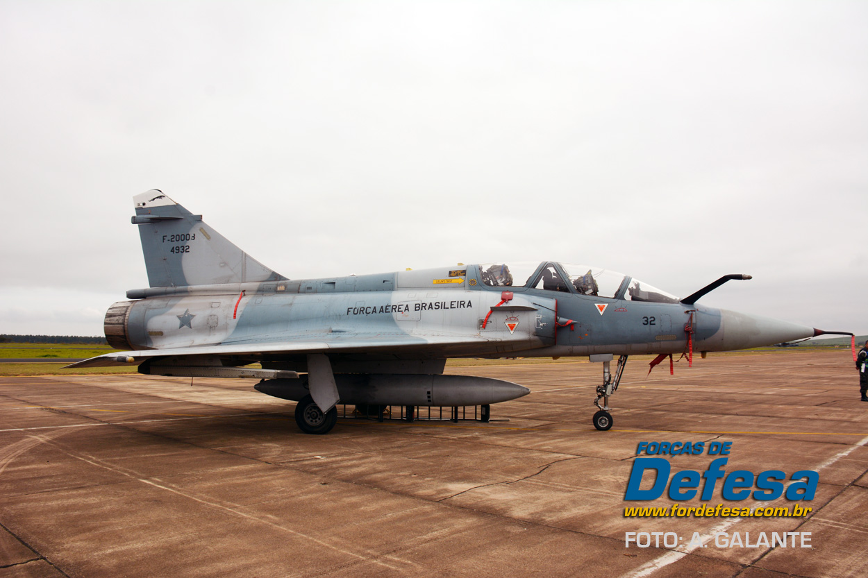 Domingo Aereo - AFA 2013 - Mirage 2000B 1