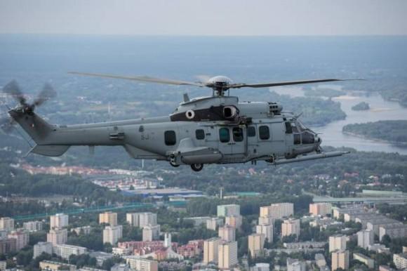 EC725 em exibição na Polônia - foto 2 Eurocopter