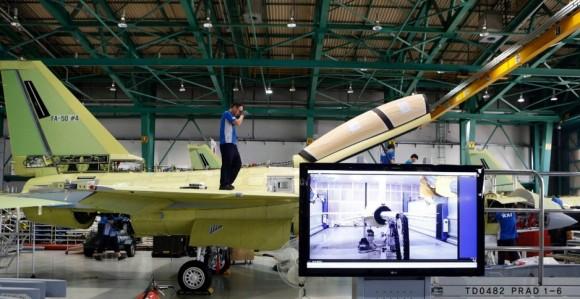 FA-50 - foto 6 Lee Jae-Won - Reuters - via UOL