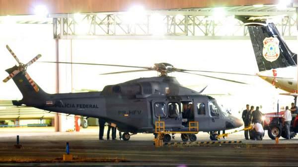 AW139 da PF foto correio