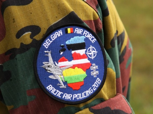 Bolacha do destacamento belga em Siuliai - foto 2 MD Lituânia