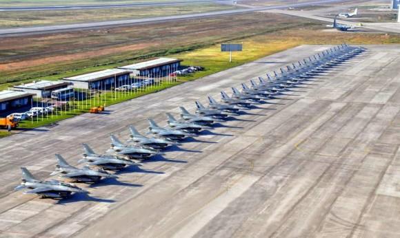 F-16 FACh