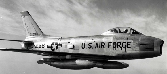 F-86 - Chuck Yeager