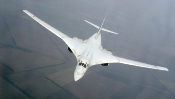 Tu-160 - foto RIA Novosti Skrinnikov