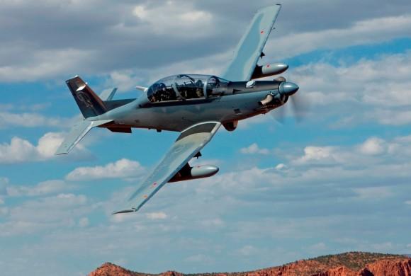 AT-6- foto Beechcraft