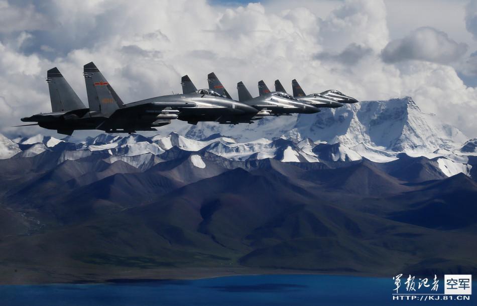 Zona de Defesa Aérea Chinesa Preocupa os EUA
