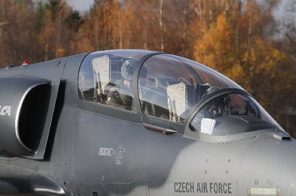 L-159 no Baltic Eye - foto 2 MD República Tcheca