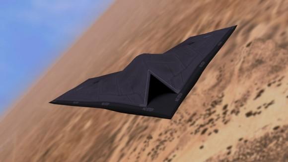 Taranis - imagem BAE Systems