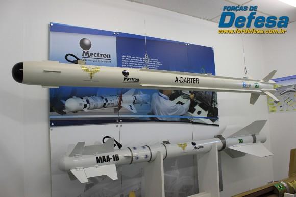 A-Darter e MAA-1B