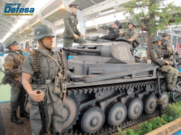 XXVII Conv Nac Plastimodelismo - 2013 - foto 8 Nunão - Forças de Defesa