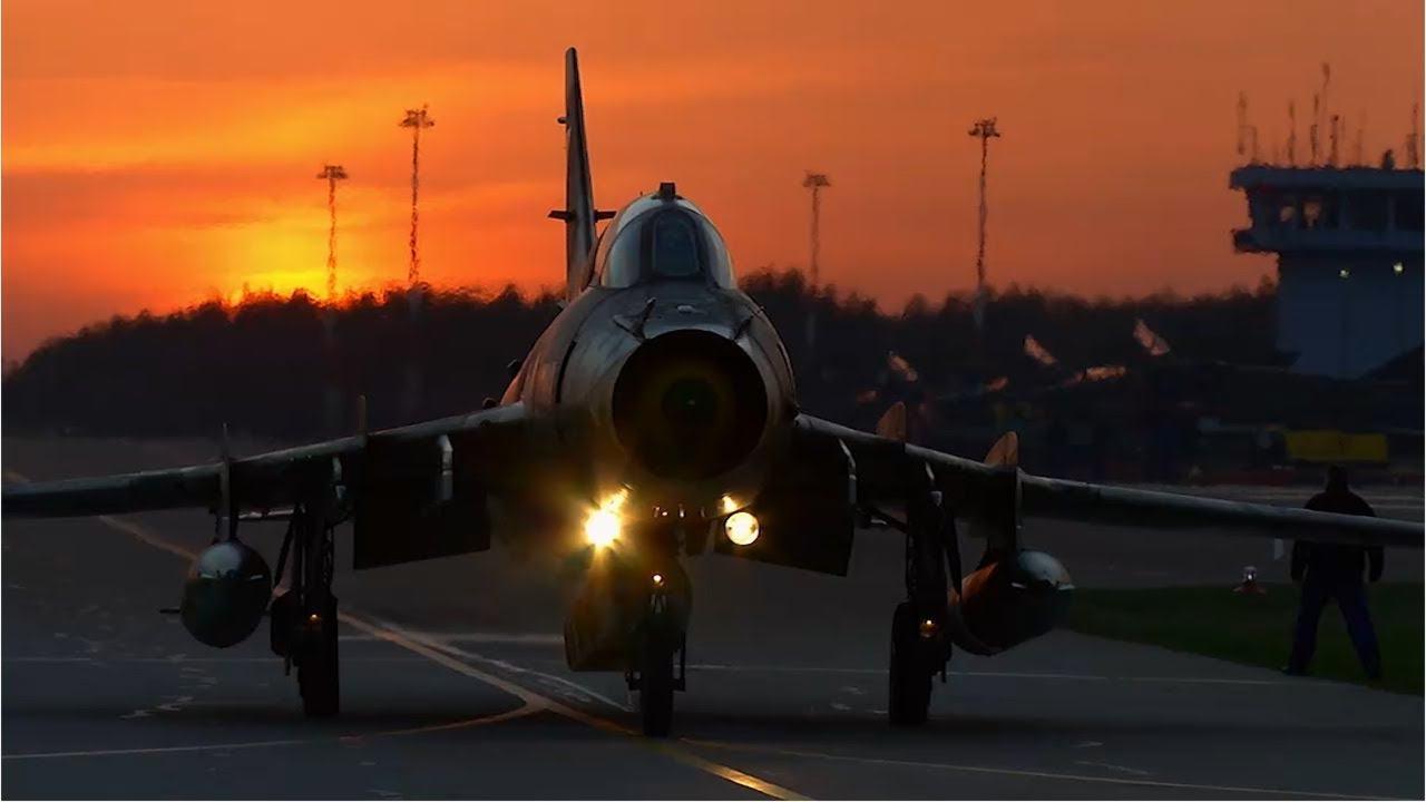 Su-22 Fitter - polonia - foto youtube