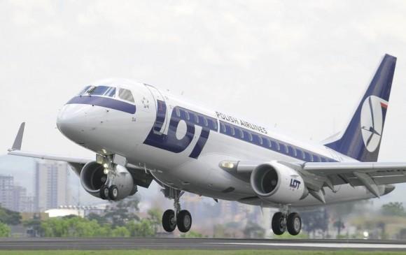 E-Jet LOT - Polish Airlines - foto Embraer