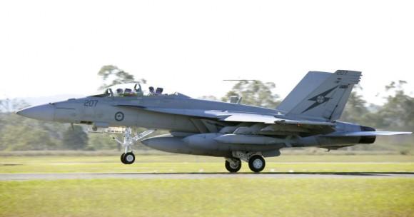 Exercício Stoneage - Super Hornet da RAAF com JSOW - foto 2 MD Australia