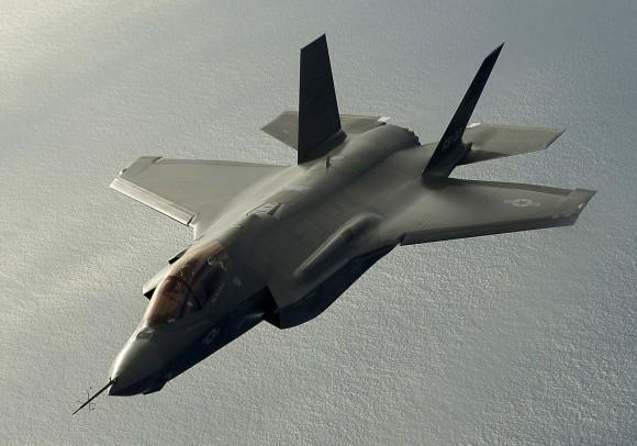 F-35 - foto USAF