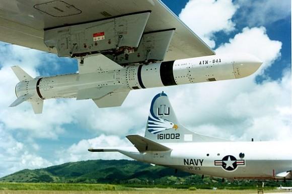 Harpoon - foto Boeing
