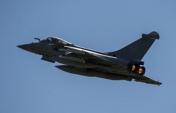 caça Rafale desdobrado na Polônia - foto 4 Força Aérea Francesa