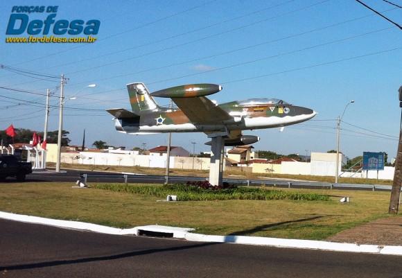 AT-26 Xavante em Sao Carlos - foto Poder Aéreo Guilherme Poggio