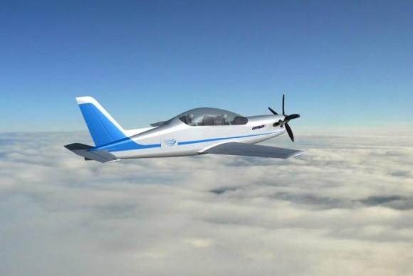 Avião Regional de Treinamento