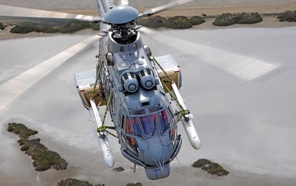 EC725 com AM39 Exocet - testes - AirbusH-Anthony-Pecchi