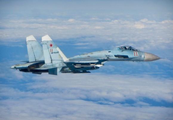 Eurofighter versus Sukhoi sobre o Báltico - 4