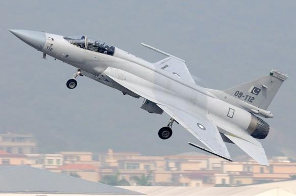 JF-17 Thunder - wikimedia