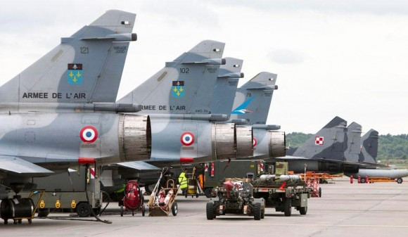 caças Rafale na Polônia são substituídos por Mirage - foto 2 Min Def França