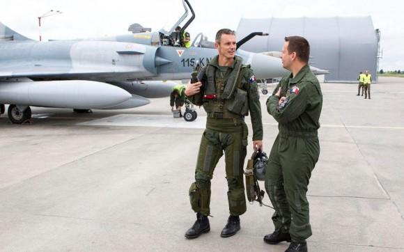 caças Rafale na Polônia são substituídos por Mirage - foto 4 Min Def França