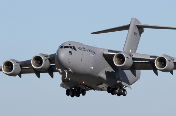 C-17 India - foto 2 via Aviation Forum