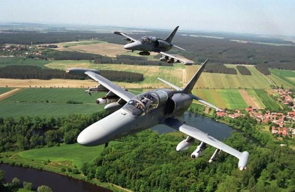 L-159 - foto Aero Vodochody via Draken International