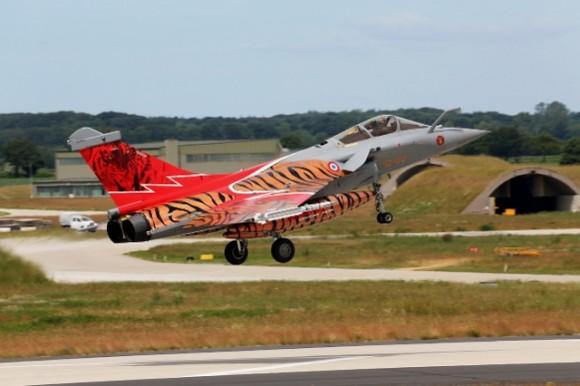 Rafale - Tiger Meet 2014 - foto 3 Luftwaffe
