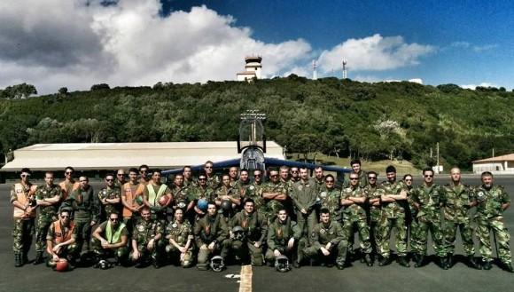 Alpha-Jet portugueses nos Açores - foto 8 Força Aérea Portuguesa