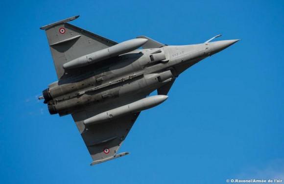 Artic Thunder - Caças Rafale na Noruega - foto 3 Força Aérea Francesa