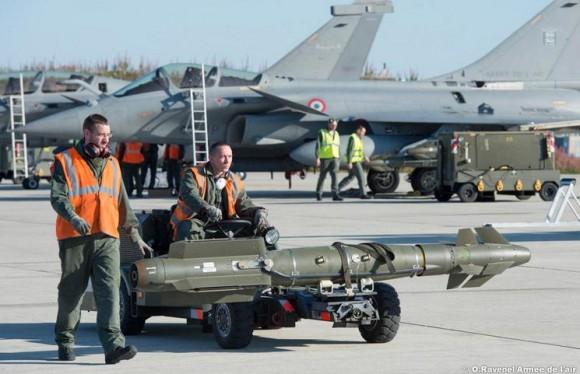 Artic Thunder - Caças Rafale na Noruega - foto 4 Força Aérea Francesa