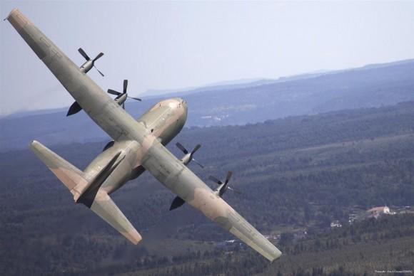 C-130 - foto Força Aérea Portuguesa