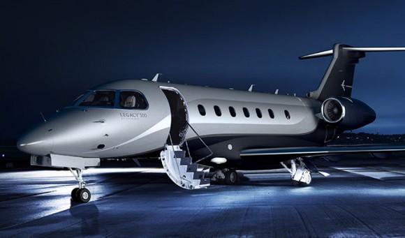 Legacy 500 - foto Embraer