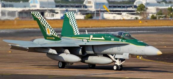 Pitch Black 14 - Hornet da Austrália - foto MD Australia
