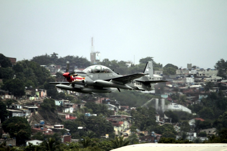A-29B Super Tucano Indonesia PT-ZDX_MG_4350