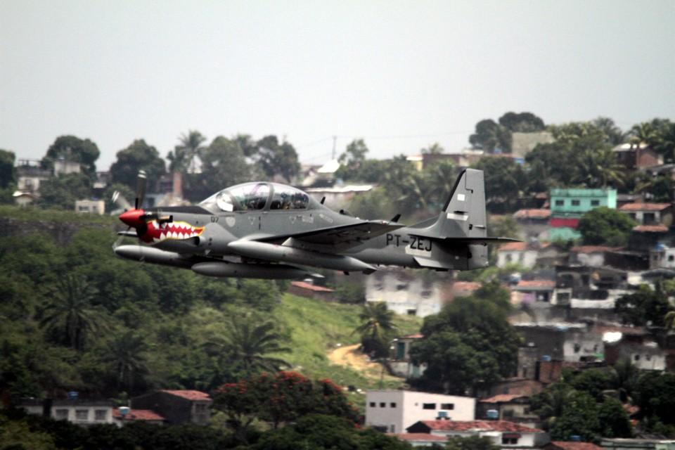 A-29B Super Tucano Indonesia PT-ZEJ_MG_4385