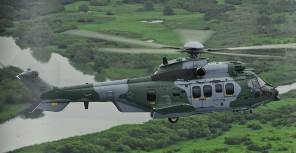 H-36 Caracal - EC 725 - foto 2 FAB