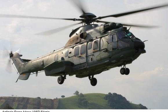 H-36 Caracal - EC 725 - foto FAB