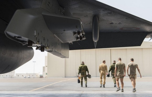 Operação Chammal - segundo ataque de Rafale ao EI no Iraque - foto 4 Min Def França