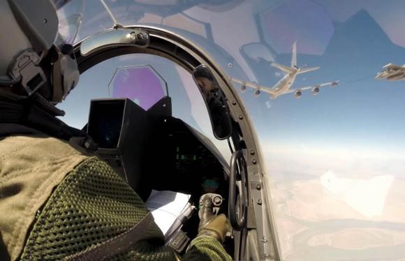 Primeiro ataque Rafale ao EI no Iraque - foto 4 Min Def França
