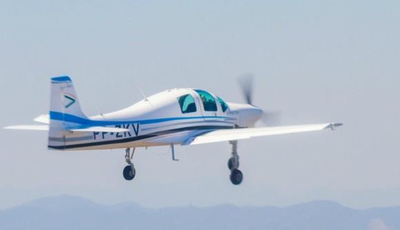 T-Xc protótipo - foto 2 Novaer