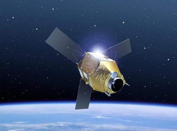 concepção artística do satélite Pleiades para os Emirados - CNES via Defense News