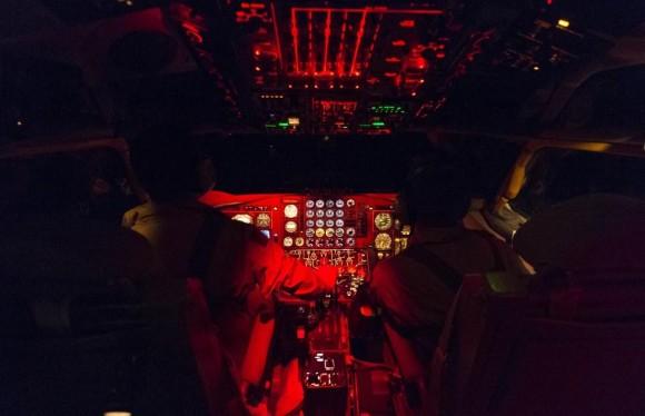 C-135-FR - primeira missão noturna na operação Chammal - foto 2 Min Def França