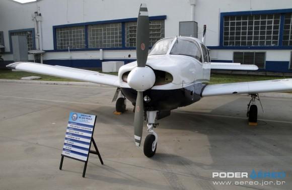 Domingo Aéreo PAMA-SP 2014 - Corisco do Aeroclube de SP - foto Nunão - Poder Aéreo